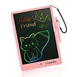 LCD Writing Tablet CARRVAS 10 Inch Colorful Drawing Pad for...