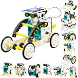 STEM 13-in-1 Solar Power Robots Creation Toy, Educational...