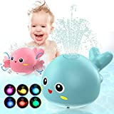 TOYOKID Baby Bath Toys for Toddlers 1 2 3 4 5 Years Old Boys...