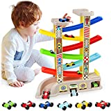 aotipol Montessori Toys for 2 3 Year Old Boys Toddlers, Car...