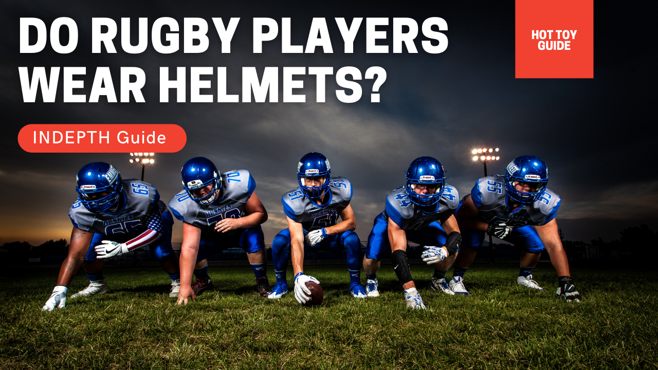Do Rugby Players Wear Helmets