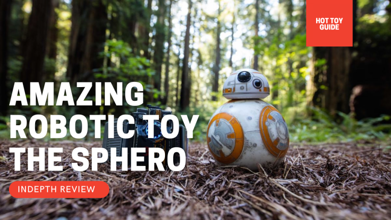 Robotic toy sphero 2014