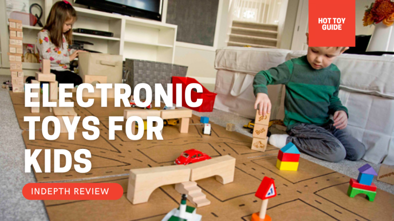 Top electronic toys for kids 2017